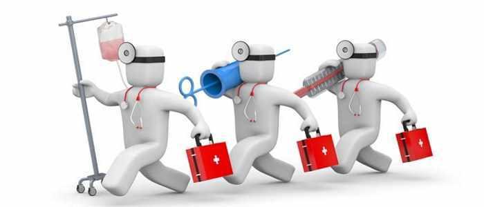 выездная медицинская помощь