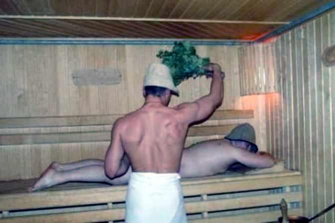 Выводить алкогольные шлаки в бане нужно осторожно