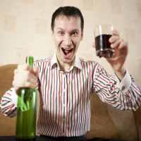 Алкогольная тяга имеет горомональные причины