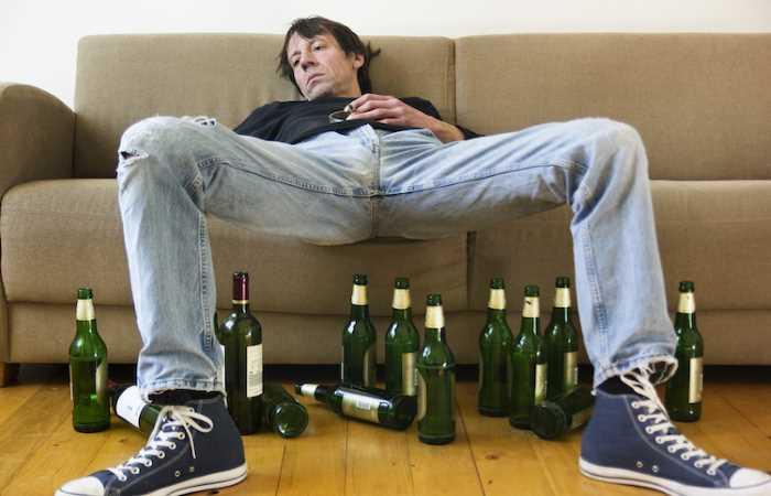 Алкогольный запой, откуда и почему возникает - Освобождение