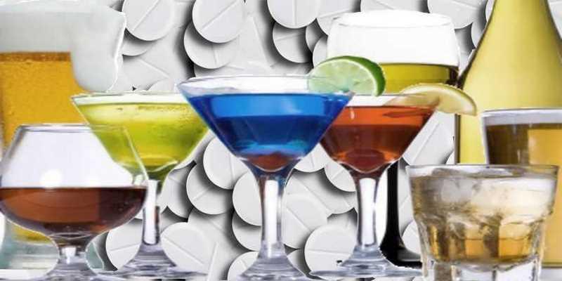 Антидепрессанты и алкоголь: последствия совместного приёма ...