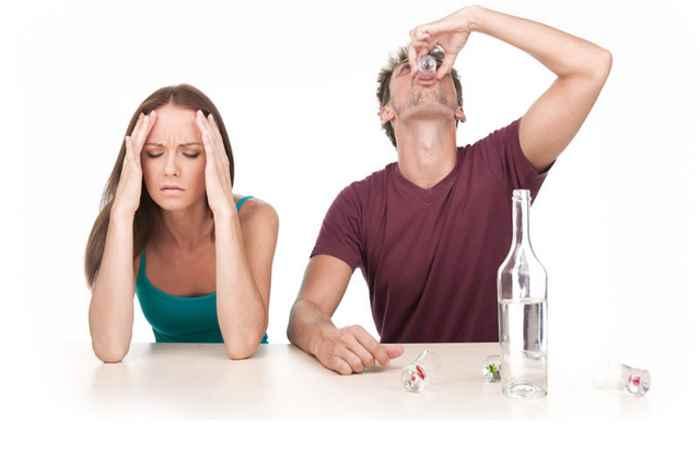 Как решить проблему с водкой у мужа?