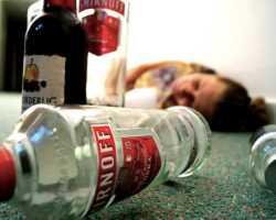 Проверка работника организации на алкоголь